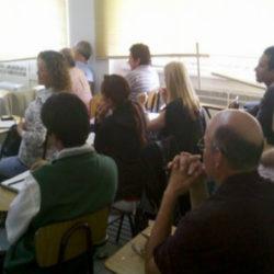 II Jornada de Capacitación - Lunes 15 de Octubre de 2012