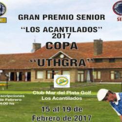 Gran Premio Los Acantilados 2017 Copa UTHGRA
