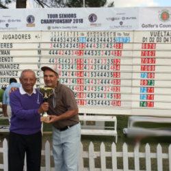 Tour Senior Championship 2018
