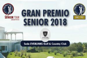 Gran Premio Senior 2018