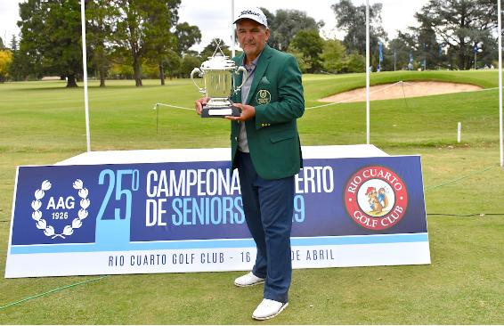 25° Campeonato Abierto de Seniros