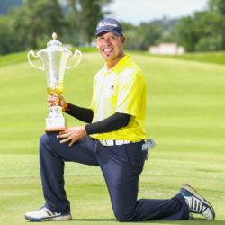 Carballo vuelve a ganar en el Asian Development Tour