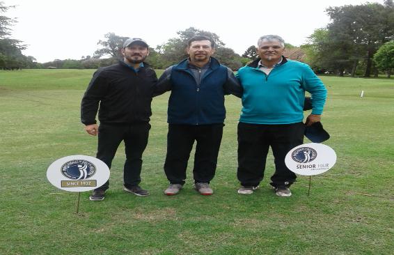 Gran Premio Senior 2019, en Golfer's