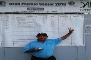 Gran triunfo de Mauricio Molina – Los Cardales