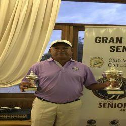 Guzmán es el nuevo Campeón Senior UTHGRA Los Acantilados 2020