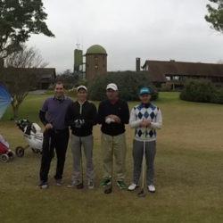 6° Four Ball Institucional PGA 2017