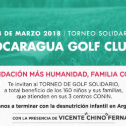 En el Club Ocaragua se jugará un torneo solidario