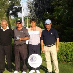 Gran Premio Senior 2019, en Golfer's Country Club