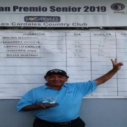 Gran triunfo de Mauricio Molina - Los Cardales