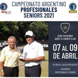 Campeonato Argentino de Profesionales Senior 2021