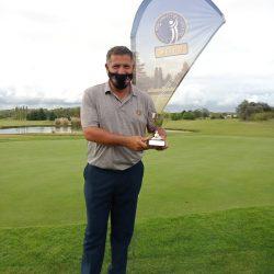 Ricardo González no para de ganar Se impuso en el Campeonato Argentino de Profesionales Seniors