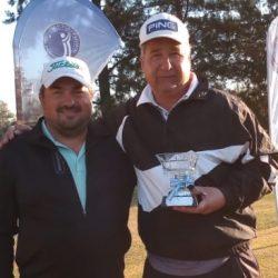 Roberto Cóceres se llevó todos los premios en Golfer's